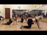 новогодняя вечеринка 21.12.2013 г. школа танцев JAM STYLE GO-GO